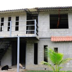 Casa Ria is nog in opbouw